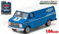 グリーンライト BLUE COLLAR #2 1976 シボレー G20 YENKO パーツ バン 1:64