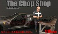 アメリカンジオラマ The Chop Shop フィギュア Mr.Frabricator 1:18