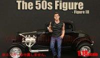 アメリカンジオラマ The 50's フィギュア #3 1:18