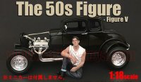 アメリカンジオラマ The 50's フィギュア #5 1:18
