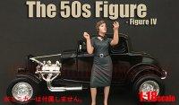 アメリカンジオラマ The 50's フィギュア #4 1:18