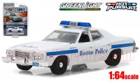 GL HOT PURSUIT #26 1976 フォード トリノ Boston Massachusetts Police 1:64