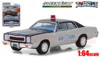 GL HOT PURSUIT #26 1978 プリムス フューリー Virginia State Police 1:64