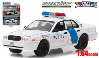 GL HOT PURSUIT #26 2011 クラウンビクトリア ポリス インターセプター Homeland Security 1:64<img class='new_mark_img2' src='//img.shop-pro.jp/img/new/icons1.gif' style='border:none;display:inline;margin:0px;padding:0px;width:auto;' />