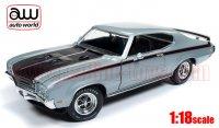 オートワールド 1971 ビュイック GSX Muscle Car & Corvette Nationals シルバー 1:18