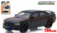 グリーンライト GL MUSCLE #14 2011 ダッジ チャージャー Mopar '11 ブラック 1:64
