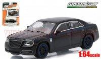 グリーンライト GL MUSCLE #14 2012 クライスラー 300 Mopar '12 ブラック 1:64