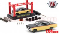 M2 Model-Kit #20 1967 シボレー ノバ
