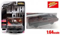 ジョニーライトニング 1970 プリムス GTX ブラック 1:64