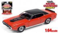 RACING CHAMPIONS MINT #2C 1971 プリムス GTX レッド 1:64