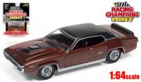 RACING CHAMPIONS MINT #2A 1971 プリムス GTX ブラウンメタリック 1:64