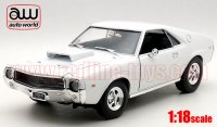 1969 AMC AMX HURST S/S 1:18<img class='new_mark_img2' src='https://img.shop-pro.jp/img/new/icons24.gif' style='border:none;display:inline;margin:0px;padding:0px;width:auto;' />