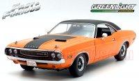 グリーンライト FAST & FURIOUS Darden's 1970 ダッジ チャレンジャー 1:18