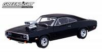グリーンライト FAST&FURIOUS DOM'S DODGE CHARGER 1:43