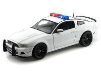 2013 フォード マスタング BOSS302 POLICE ホワイト 1:18<img class='new_mark_img2' src='https://img.shop-pro.jp/img/new/icons24.gif' style='border:none;display:inline;margin:0px;padding:0px;width:auto;' />