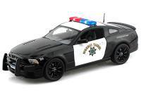 2013 フォード マスタング BOSS302 POLICE レター 1:18