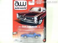 AutoWorld 1984 シボレー カマロ Z28 ブルー 1:64