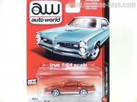 AutoWorld 1984 シボレー カマロ Z28 レッド 1:64
