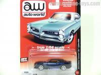 AutoWorld 2013 カマロ ZL1 コンバーチブル ブルー 1:64