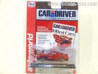 AutoWorld 2012 フォード マスタング BOSS302 レッド 1:64