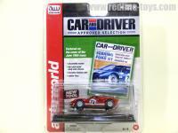 AutoWorld 1965 フォード GT40 レッド 1:64