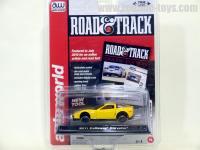 AutoWorld 2011 Callaway コルベット イエロー 1:64
