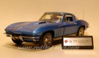 gmp 65 コルベット クーペ Blue Masterpiece Car 1:18<img class='new_mark_img2' src='https://img.shop-pro.jp/img/new/icons55.gif' style='border:none;display:inline;margin:0px;padding:0px;width:auto;' />