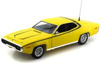AutoWorld ザ・デュークス・オブ・ハザード DAISY DUKE'S 1971 プリムス サテライト 1:18<img class='new_mark_img2' src='//img.shop-pro.jp/img/new/icons16.gif' style='border:none;display:inline;margin:0px;padding:0px;width:auto;' />