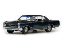 サンスター 1965 ポンティアック GTO ダークブルー 1:18