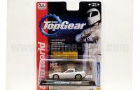 AutoWorld Top Gear 2011 キャラウェイ コルベット ホワイト 1:64