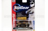 AutoWorld Top Gear 2011 キャラウェイ コルベット ブラック 1:64
