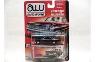 AutoWorld 1964 フォード ギャラクシー 500 Dブラウン 1:64