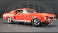 1968 シェルビー GT500 KR WTカラーシリーズ #1 1:18 オレンジ