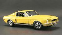 ACME 1968 フォード シェルビー GT350 イエロー 1:18