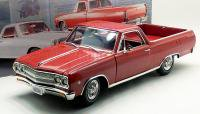 ACME 1965 シボレー エルカミーノ BROCHURE CARS RED 1:18<img class='new_mark_img2' src='https://img.shop-pro.jp/img/new/icons16.gif' style='border:none;display:inline;margin:0px;padding:0px;width:auto;' />