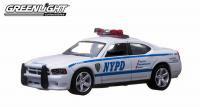 グリーンライト HOT PURSUIT #13 2009 ダッジ チャージャー NYPD(ニューヨーク) 1:64