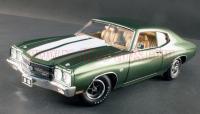 限定996台 GMP/ACME 1970 シボレー シェベル 454 LS6 グリーン 1:18