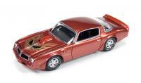 AutoWorld 1976 ポンティアック ファイヤーバード T/A レッド 1:64