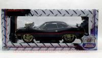 M2Machines 1970 ダッジ チャレンジャー R/T ブラック CHASE CAR 1:18<img class='new_mark_img2' src='https://img.shop-pro.jp/img/new/icons24.gif' style='border:none;display:inline;margin:0px;padding:0px;width:auto;' />
