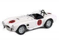 AutoWorld 1965 シェルビー コブラ ホワイト エルビス プレスリーver. 1:18