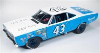 AutoWorld 1968 プリムス ロードランナー リチャード・ペティ  1:18