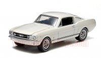 グリーンライト Anniversary #1 1965 フォード マスタング GT 50thAnniv WHT 1:64