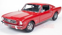 AutoWolrd 1965 フォード マスタング ファストバック 2+2 レッド 1:18<img class='new_mark_img2' src='https://img.shop-pro.jp/img/new/icons24.gif' style='border:none;display:inline;margin:0px;padding:0px;width:auto;' />