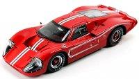 シェルビーコレクティブルズ 1967 フォード GT40 Mk� レッド 1:18