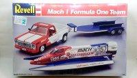 レベル Mach1 Formula One Team  1:25 プラモデル