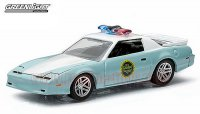 GREENLIGHT HOT PURSUIT #15 1989 ファイヤーバード UnitedStateBorderPatrol 1:64