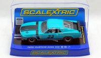 "SCALEXTRIC 1970 マスタング BOSS302 ""#25 LibraRacingInternational MikeFolsom"" 1:32 スロットカー"