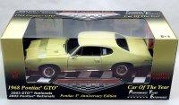 アーテル 1968 ポンティアック GTO 5th Anniv.Edition/Performance Car of The Year ツールボックス付き 1:18