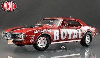 ACME 1968 1/2 ポンティアック ファイヤーバード ROYAL DRAG 1:18<img class='new_mark_img2' src='https://img.shop-pro.jp/img/new/icons16.gif' style='border:none;display:inline;margin:0px;padding:0px;width:auto;' />