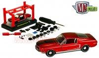 M2Machines Model-Kit#6 1968 フォード マスタング GT コブラジェット 1:64